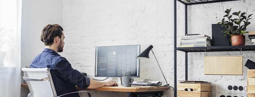 Home Office, Trabajar en casa